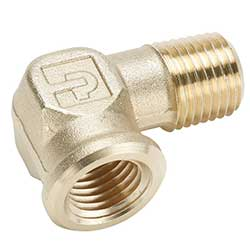 Ohio Valley Industrial Services- Parker Brass Products Division- Brass Pipe Fitting