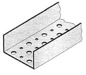 "Ohio Valley Industrial Services- Raceway and Cable Tray Systems- Punched Channel 2"" Flange"