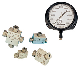 Ohio Valley Industrial Services- Industrial Gauges and Instrumentation- High Pressure Instrumentation