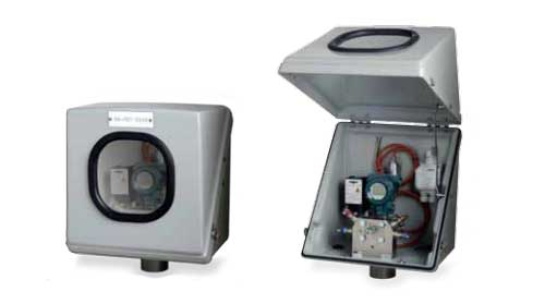 Ohio Valley Industrial Services- Instrument Enclosures- Parker PEX Enclosure System