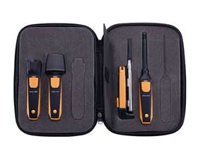 Ohio Valley Industrial Services- Hand Held Instruments- Testo Smart Probes VAC Set