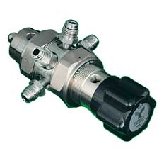 Ohio Valley Industrial Services- Parker Veriflo Division- Two Stage, Tied Diaphragm Regulator