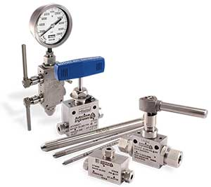 Ohio Valley Industrial Services- High Pressure Instrumentation- Parker Autoclave Engineers