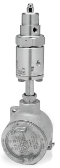 Ohio Valley Industrial Services- Coalescing Filters, Regulators, and Lubricators- AVR4 Series Electrically Heated, Vaporizing Pressure Regulator