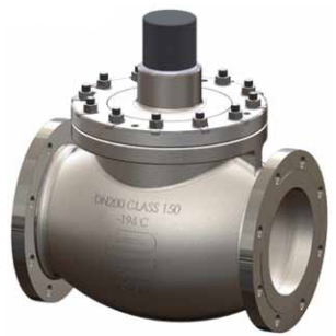 Ohio Valley Industrial Services- Instrumentation, Manifolds, and Valves- Marine Valves for Industrial Marine Applications- Cryogenic Lift Check Valve- DN25 - DN200- Stainless Steel Lift Check Valve