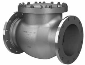 Ohio Valley Industrial Services- Instrumentation, Manifolds, and Valves- Marine Valves for Industrial Marine Applications- Cryogenic Swing Check Valve DN25 - DN350 - Stainless Steel Swing Check Valve